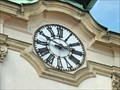 Image for Clocks at Saint Anne Parish  - Budapest, Hungary