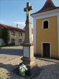 Image for Kriz u zvonice - Tucapy, Czech Republic