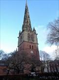 Image for Masonary falls from St Mary's Church - Shrewsbury, Great Britain.