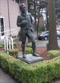 Image for The Ideal Scout statue, Portland, Oregon