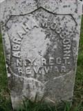 Image for Abraham Osborn - Cement City Cemetery - Cememt City, MI
