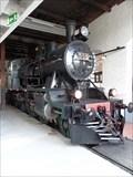 Image for VR Hv1 Class steam locomotive 555 - Finnish Railway Museum, Hyvinkää, Finland