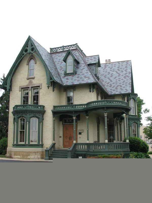 lakepeterson house rockford illinois victorian