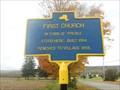 Image for First Church - Preble, NY