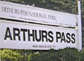 Image for Arthurs Pass Station - 737metres.  New Zealand.