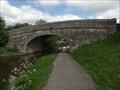 Image for Arch Bridge 60 On The Lancaster Canal - Bonds, UK