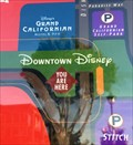 Image for Downtown Disney Map - Anaheim, CA