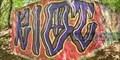 Image for RIOT graffiti - Cumberland, Rhode Island