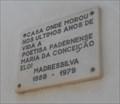 """Image for Maria da Conceição Eloi (aka """"Honeysuckle"""") - Paderne, Albufeira, Portugal."""