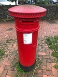 Image for Victorian Pillar Box - Farncombe Road, Worthing, West Sussex, UK