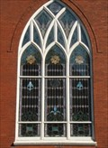 Image for St. Paul Lutheran Church Window  -  Ironton, OH
