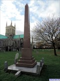 Image for George J Mills Obelisk - Church Plain, Great Yarmouth, UK