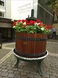 Image for Grape Press in front of the Seniorenheim, Ahrweiler - RLP / Germany