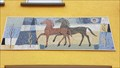 """Image for Wandmosaik """"Zwei Pferde"""" - Koblenz, RP, Germany"""