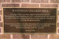 Image for Westfield College Bell - Westfield, IL