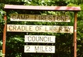 Image for Camp Firestone - Resica Falls Scout Reservation