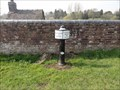 Image for Trent & Mersey Canal Milepost - Aston-by-Stone, UK