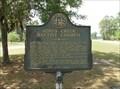 Image for Jones Creek Baptist Church Historical Marker