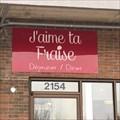 Image for J'aime ta Fraise - Sherbrooke, Qc