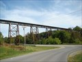 Image for Boone's Creek Rail Trestle - Johnson City, Tennessee