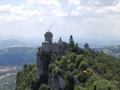 Rocca Cesta (second tower) - San Marino