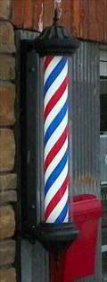 Image for Barber Shop Pole - Altoona. Pennsylvania