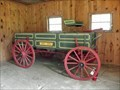 Image for John Deere Farm Wagon - West Columbia, TX