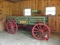 Image for John Deere Farm Wagon - West Columbia, TX