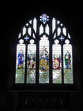 Image for Windows, St. Saviour's Church, Hagley, Worcestershire, England