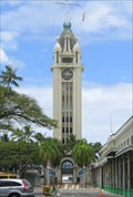 Image for Aloha Tower - Honolulu, Oahu, HI