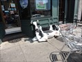 Image for Cow Bench  -  Hoboken, NJ