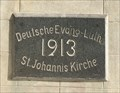 Image for St. John's Lutheran Church - 1913 - Orange, CA