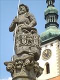 Image for Znak Tábora na kašne - Tábor, Czech Republic