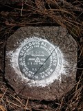 Image for USGS '83 JD 1960' BM - Modoc County, CA