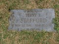 Image for Terry Stafford - Llano Cemetery - Amarillo, TX