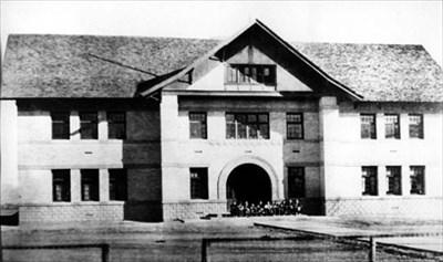 Millard Academy - Hinckley, UT - Photos Then and Now on Waymarking.com