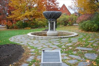 Fontaine Parc James S. Mitchell