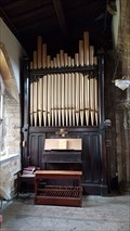 Image for Church Organ - All Saints - Somerby, Leicestershire