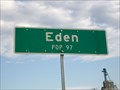 Image for Eden, South Dakota - Population 97