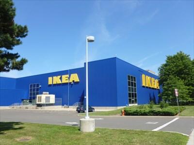 Ikea New Haven Connecticut Ikea On Waymarkingcom