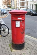 Image for Victorian Post Box - Matheson Road, London, UK