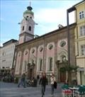 Image for Spitalskirche - Innsbruck, Tirol, Austri