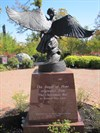 Angel of Hope, From the Rear, Middletown, OH