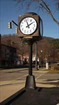 Image for New Process Clock  -  Warren, Pennsylvania