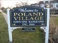 Image for Poland Village Ohio