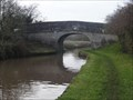 Image for Bridge 7 Over Shropshire Union Canal (Middlewich Branch) - Aston juxta Mondrum, UK