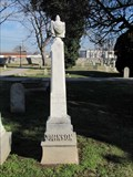 Image for General Bushrod Johnson - City Cemetery - Nashville, Tennessee