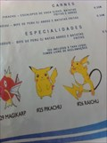 Image for Pikachu meal - Restaurante Praia Azul - Silveira, Portugal