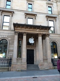 Apple Store - Buchanan Street - Glasgow, Scotland, UK - Apple Stores