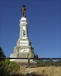 Image for Towering Grave of California's Gold Discoverer - Coloma, CA